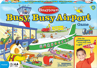 Richard Scarry's Busytown™ – Busy Busy Airport Game