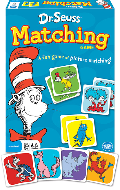 Dr. Seuss™ – Matching Game