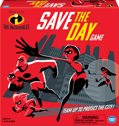 Disney·Pixar The Incredibles Save The Day™ Game