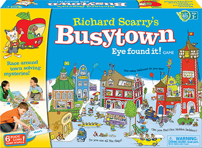 Richard Scarry's Busytown™ – Eye Found It!™ Game