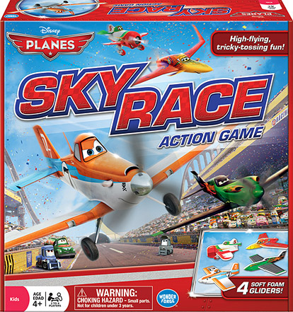 Disney Planes – Sky Race Action Game