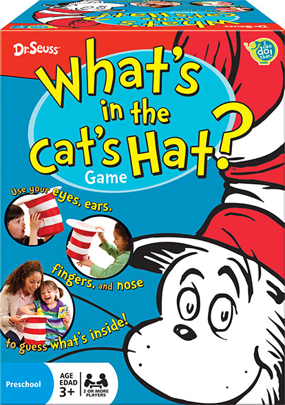 Dr. Seuss™ – What's In the Cat's Hat?™