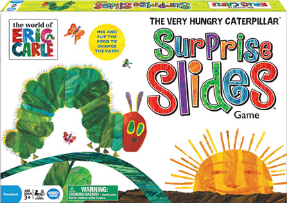 Eric Carle™ The Very Hungry Caterpillar Surprise Slides™