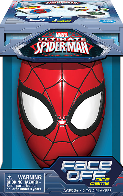 Marvel Ultimate Spider-Man™ – Face Off Dice