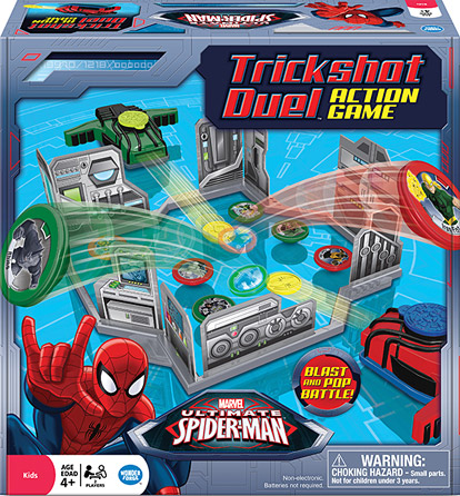 Marvel Ultimate Spider-Man™ – Trickshot Duel™